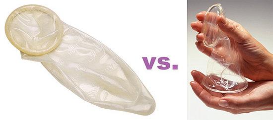 Фото как надевают женский презерватив