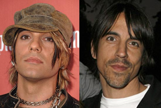 View Photos: Anthony Kiedis royalty images