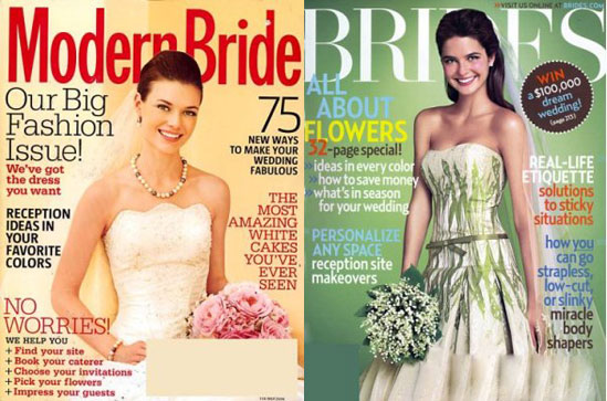 Bridal and wedding magazines for everyone wedding to be junglespirit Choice Image