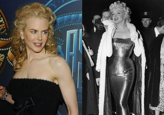 Nicole Kidman The Next Marilyn Monroe