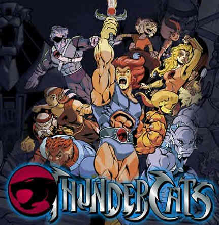 Thundercats Cartoon Movie on Thundercats   Another  80s Cartoon To Become A Movie