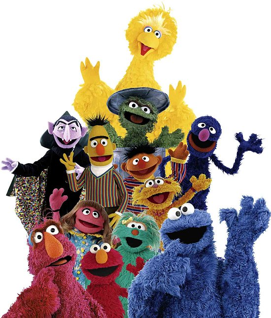 1000 Ideas About The Muppet Christmas Carol On Pinterest: Cartoon Pictures: Sesame Street Characters