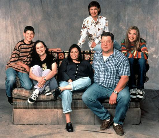 "For this week's challenge, let's take a look at ""Roseanne,"" a TV family that"
