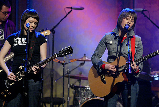 sisters Tegan and Sara
