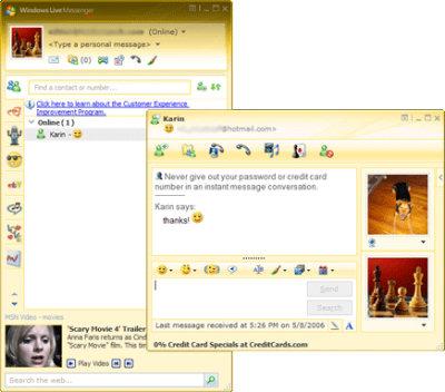 Download free msn messenger beta