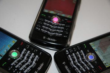 blackberry colorpearl