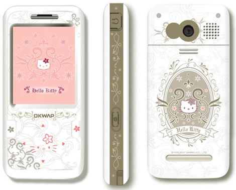Hello Kitty decals.