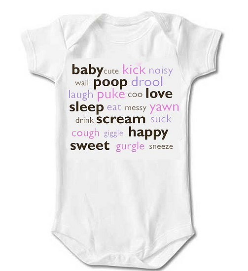 The Perfect Geeky Onesie for Babies - POPSUGAR Tech