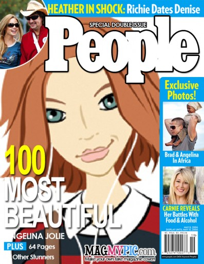 create a magazine cover look with ten easy makeup tipsauthor emily ...