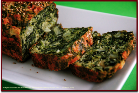 Yummy Link: Spinach & Fennel Loaf | POPSUGAR Food