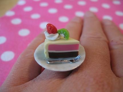 Yummy Link Cute Dessert Rings Popsugar Food