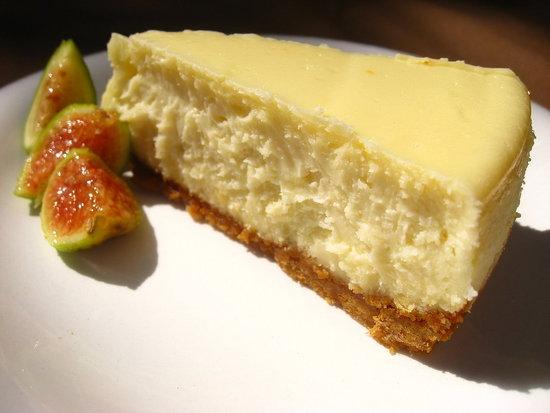 Goat Cheese-Lemon Cheesecake Recipes — Dishmaps