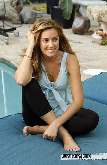 Lauren Conrad at a photoshoot for .MARK Avon. Check it out!