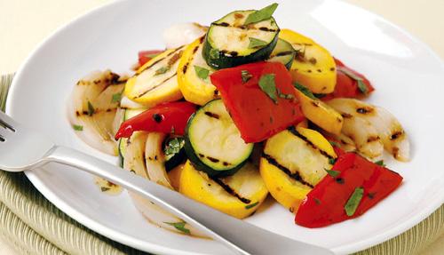 grilled vegetables marinade 2