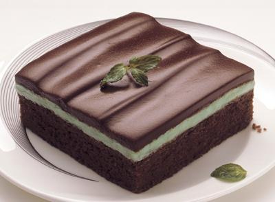 Mint + Chocolate = Divine Dessert | POPSUGAR Food