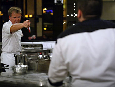 Hell S Kitchen Josh Elimination
