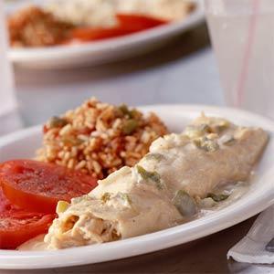 Crispy Turkey Enchiladas Recipes — Dishmaps
