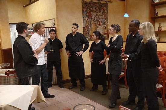 Campania S Kitchen Nightmares