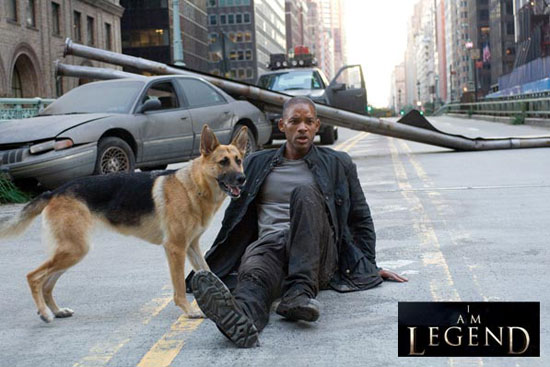 I Am Legend Puppy The Leading Lady of I Am
