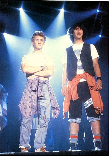 Average Joe&#039;s like Bill &amp; Ted