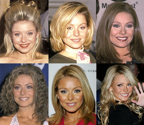 This soap opera star really depicts daytime hair drama!