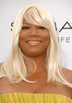 Queen Latifah Fakes
