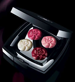 Chanel 4 Camèlias | BellaSugar - Beauty, Hair, & Skin. :  fall collections lipstick pocket-sized creamy