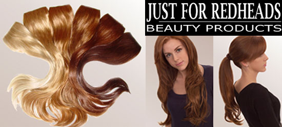 Just For Redheads Hair Extensions 31