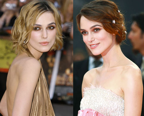 keira knightley hair color. Better On Keira Knightley?
