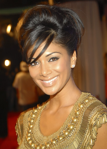 nicole scherzinger without makeup