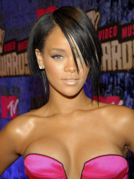 bob hairstyles images. Razored Bob Hairstyles for