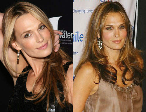 You Like Molly Sims Better as a Blonde or Brunette? | POPSUGAR Beauty