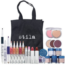 Stila Glamour Galore Set ($400 Value for $150!): Sephora: Combination Sets :  moisturizing lip tint cosmetic gift bellasugar galore