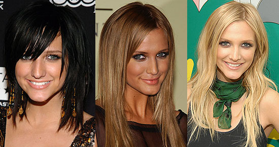 Which Hair Color Do You Like Best on Ashlee Simpson? | POPSUGAR Beauty