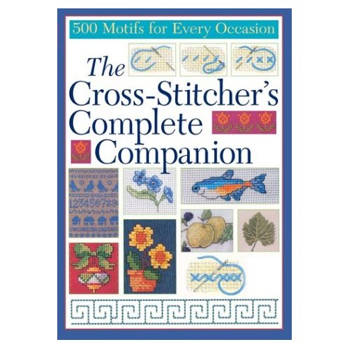 book cross pattern stitch