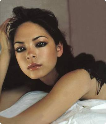 Kristin Kreuk from Smallville