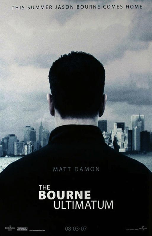 The last part of Bourne Trilogy has been waited for a big fan group