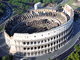 The Roman Colosseum, Italy