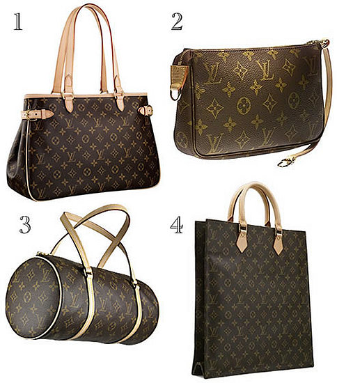 Раздел фото: Сумки Louis Vuitton.