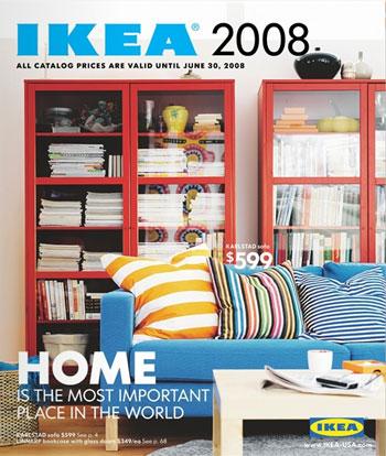 nice and new ikea 39 s 2008 catalog is online popsugar home. Black Bedroom Furniture Sets. Home Design Ideas