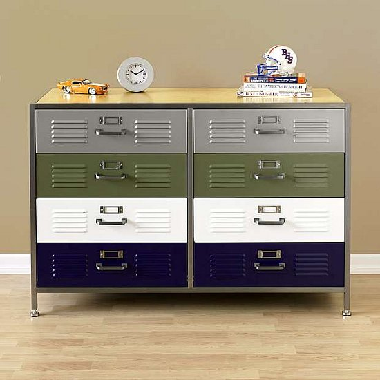 Love It Or Hate It Pb Teen Locker Double Dresser