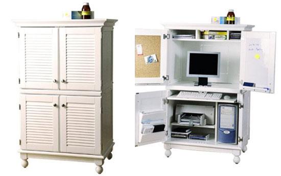 Diy Computer Armoire Desk Ikea Plans Free
