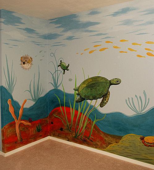 Wall Murals for Kids  POPSUGAR Moms