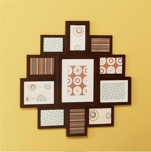 nice and new fun grouped frames at chiasso popsugar home