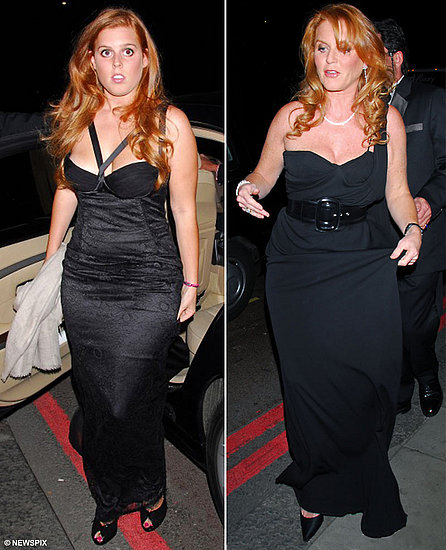 Princess Beatrice And Lucy Rich Photostream Corked Wine