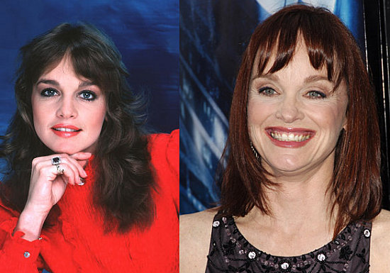 Pamela Sue Martin best known for her roles as Nancy Drew 1977-78 and