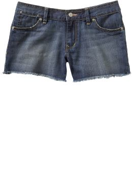 Denim Cuttoffs- $9.99