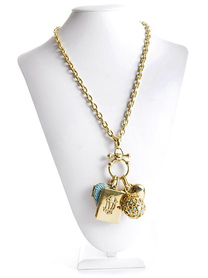trend alert charm jewelry part 1 necklaces popsugar