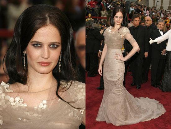 eva green haircut
