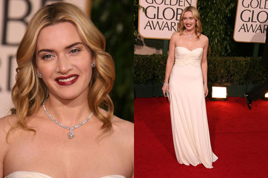 kate winslet golden globe